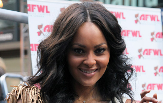 Menaye Donkor picked as AFWL 2013 Ambassador!