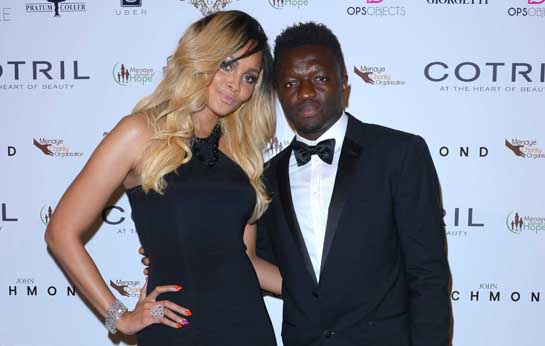 Menaye & Sulley Muntari - Together For Hope