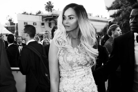 ghanacelebrities.com – From Milan To Cannes | Photos Of Sulley Muntari & Wife-Menaye Donkor At 2013 Cannes Film Festival